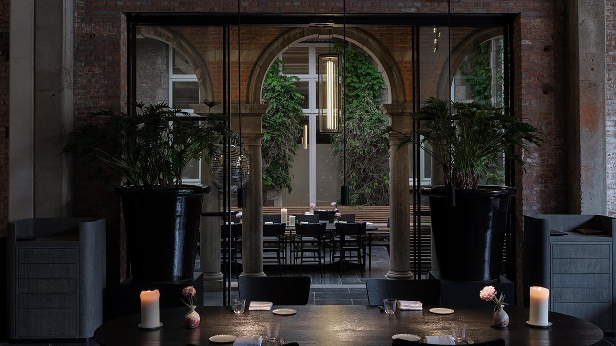 Le Pristine Sergio Herman restaurant Antwerpen