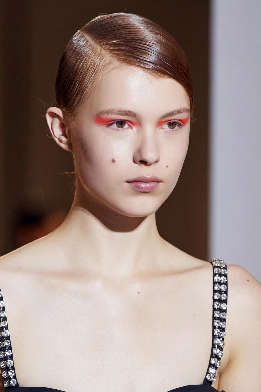 makeup trend kubisme
