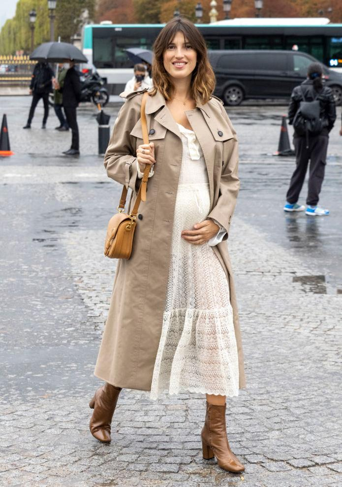 trench coat jeanne damas