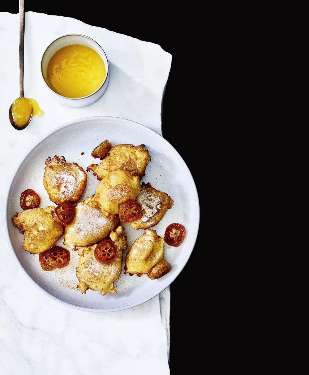 Recept beignets met ricotta