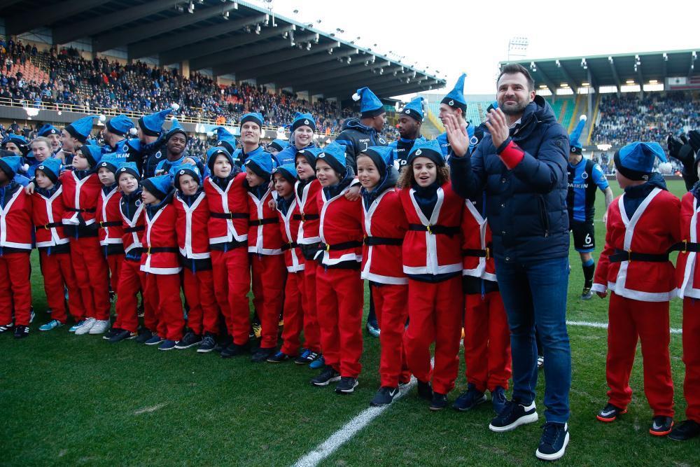 Wint Club Brugge dit seizoen de dubbel? (Foto Belga)