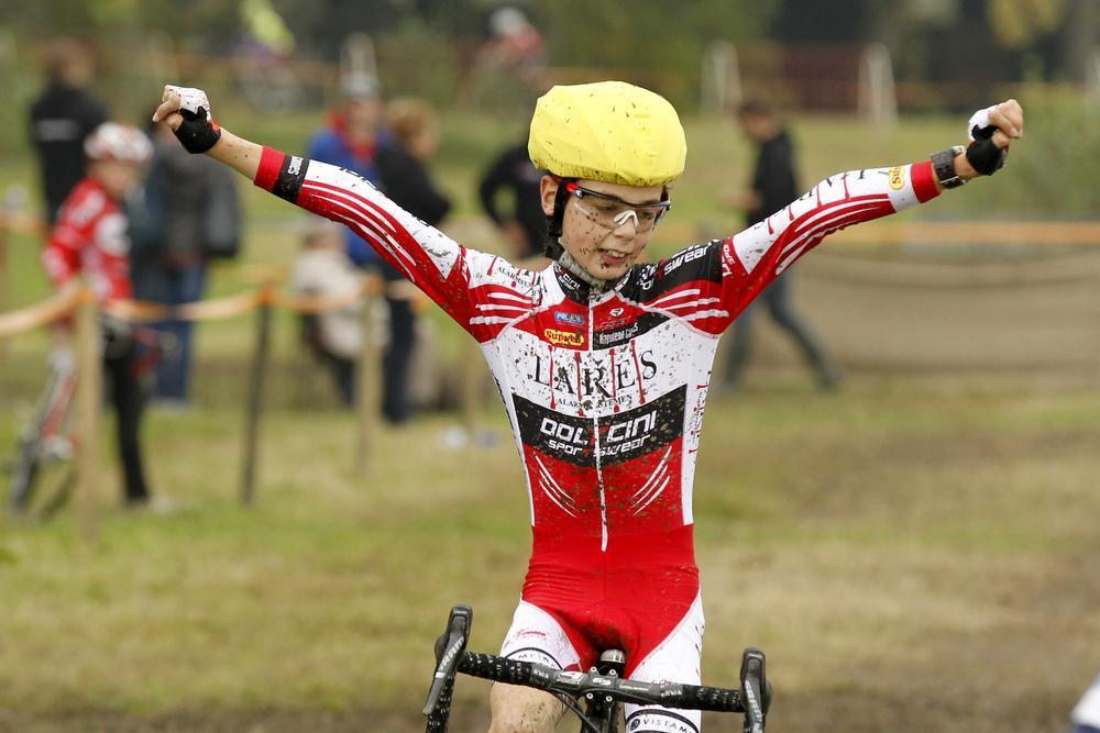PODIUM Europees goud, cyclocrosstalent en een goaltjesdief in Nederlandse tweede klasse