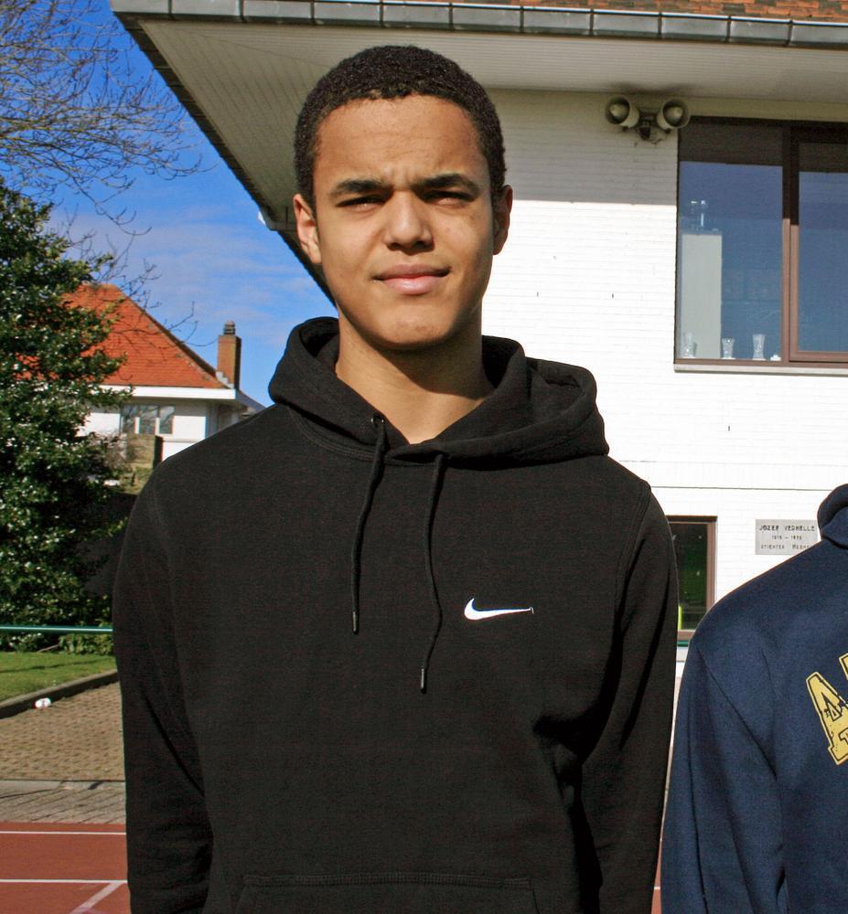 PODIUM West-Vlaamse youngsters overheersen ons ereschavot