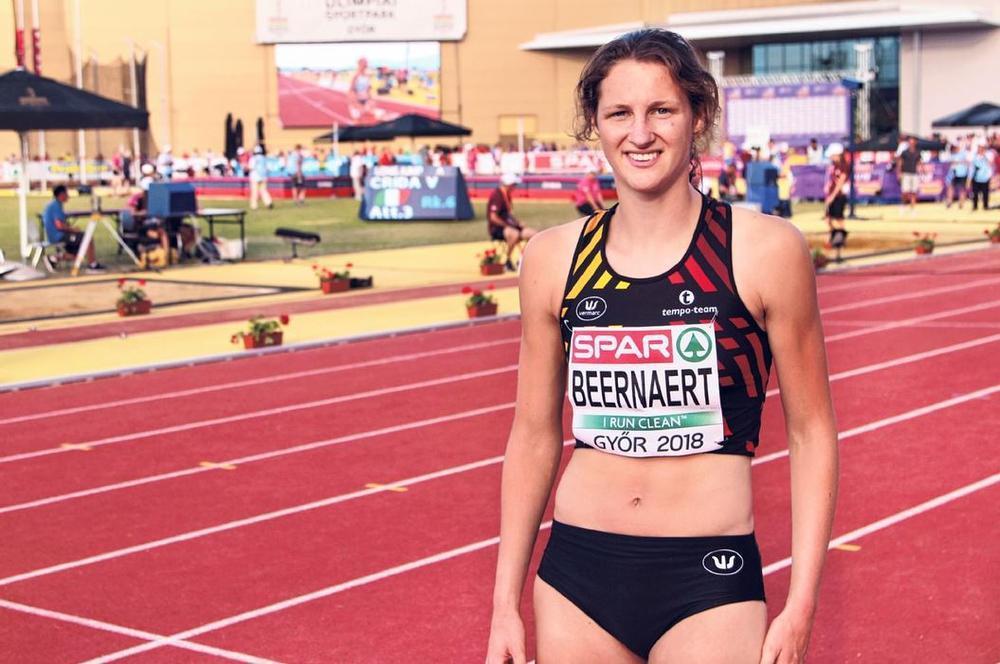 Nafi Thiam: op haar eentje beter dan de 7 beste West-Vlaamse atletes