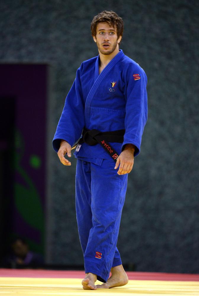 PODIUM Wielrenner klopt judoka en turner in de sprint