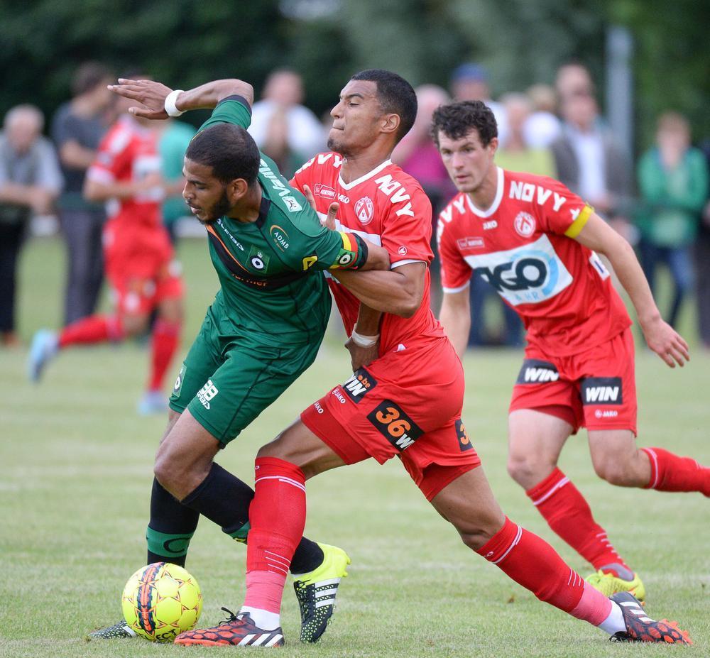 Cercle Brugge - KV Kortrijk kan een duel worden in de play-off 2 van volgend seizoen, ook al speelt Cercle dan misschien in eerste klasse B.
