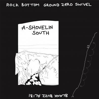 A-SHOVELIN SOUTH, een nieuwe performance van Pieterjan Ginckels.