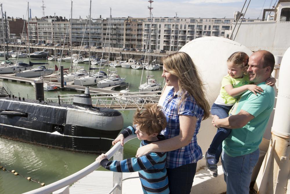 Speciaal voor de Week van de Zee organiseert Seafront extra activiteiten.
