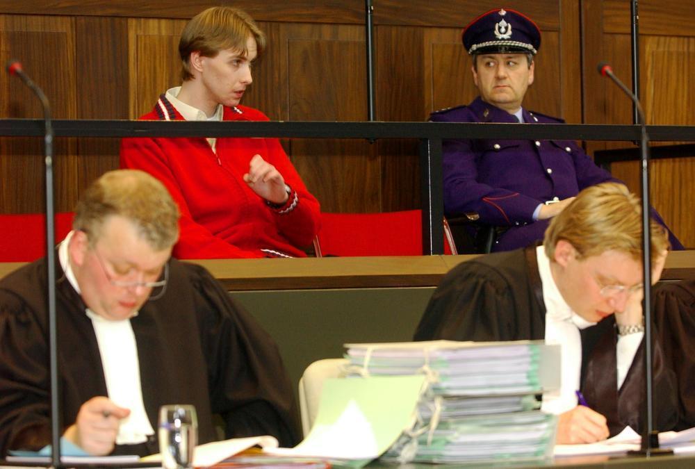 Meesters Alexander Verstraete en Frederic Wauters verdedigden de dader.