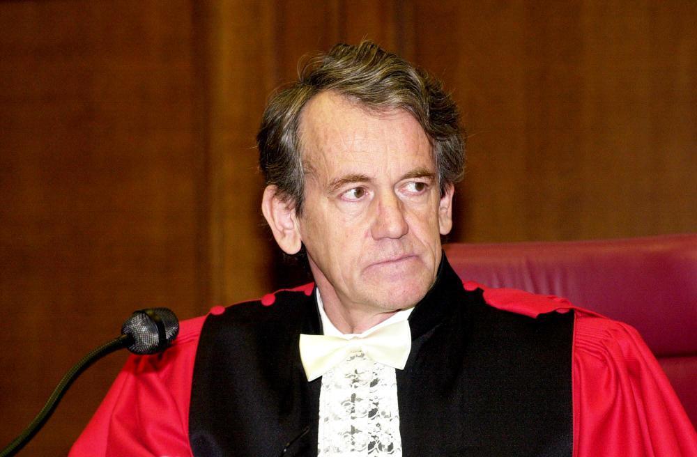 Assisenvoorzitter Dirk Van Remoortel.
