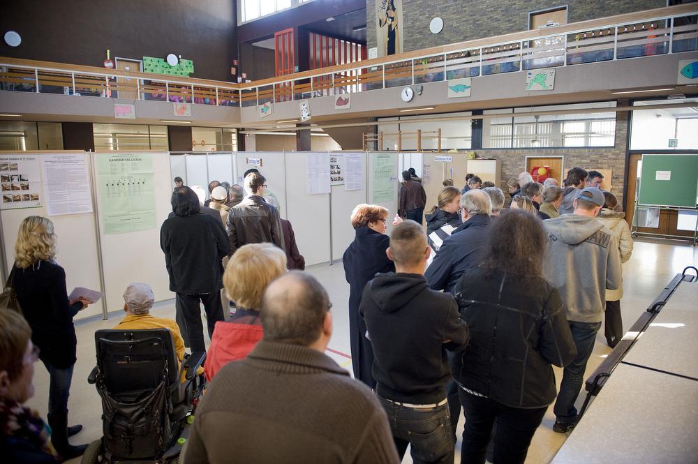 Over grote en kleine incidenten in het stembureau
