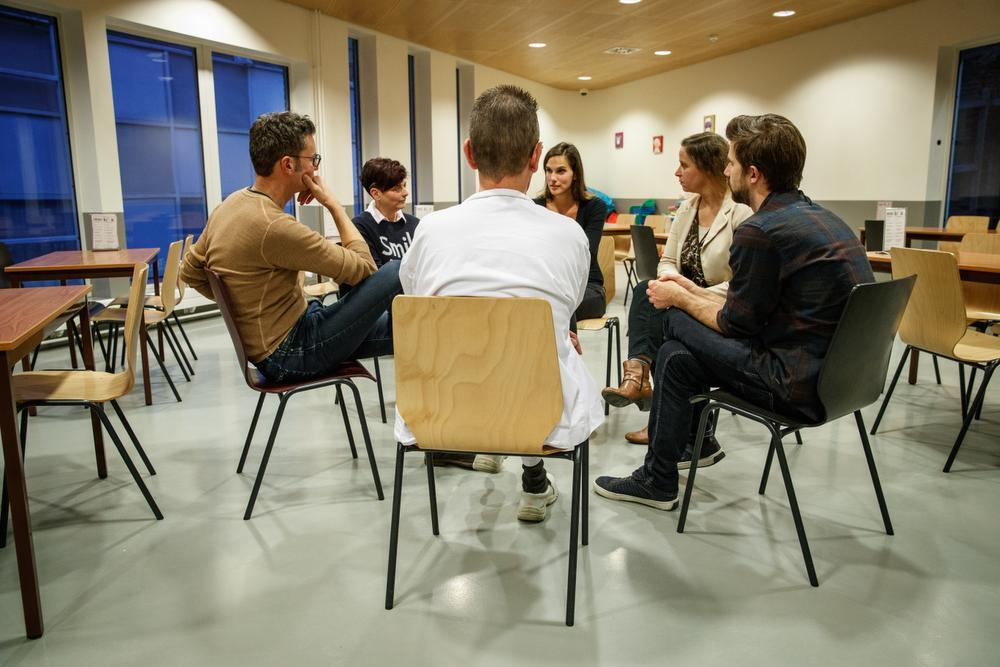 Slachtoffers en daders samen in dialoog in gevangenis Ieper