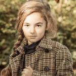 Ella-Blue (9) als enige West-Vlaamse meisje in finale Top Model Belgium