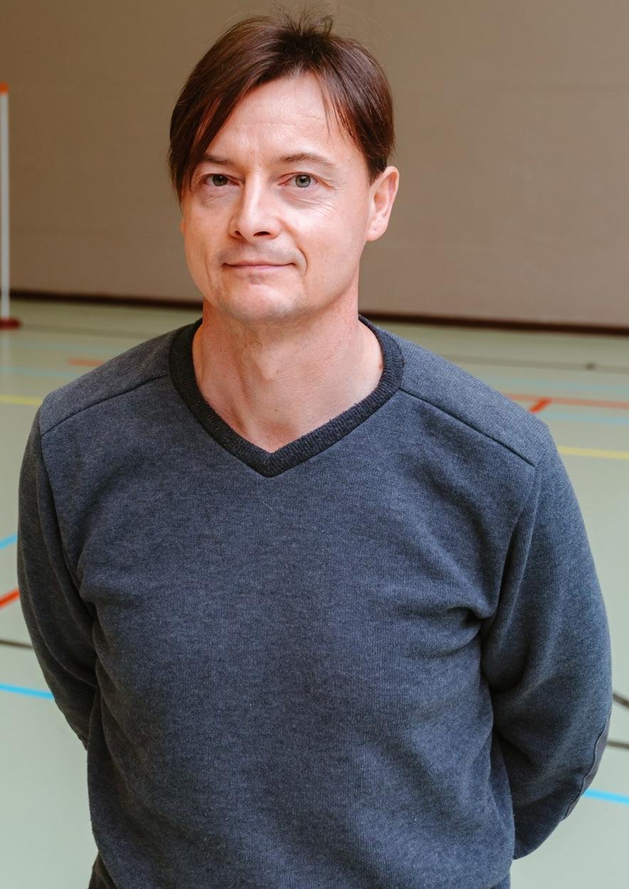 Trainer Nico Maertens.