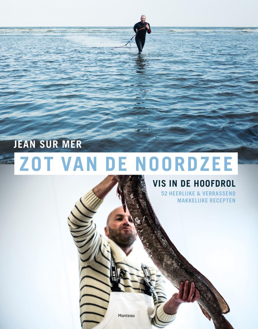 Lekkere ode aan onze Noordzeevis en vissers