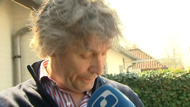 Bonden Bekaert hebben een gesprek met topman Bert De Graeve