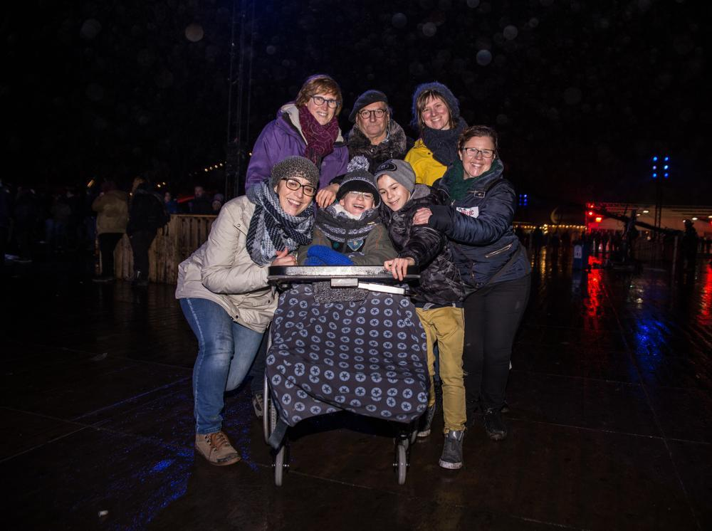 Onze Man op zoek naar West-Vlamingen tijdens de Warmste Week in Puyenbroeck