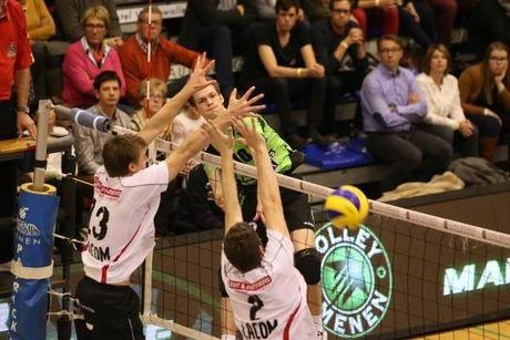 Prefaxis Menen wint van Leuven na weinig hoogstaande match