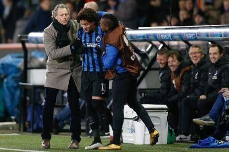 Club Brugge wordt groepswinnaar na nipte zege tegen HJK Helsinki