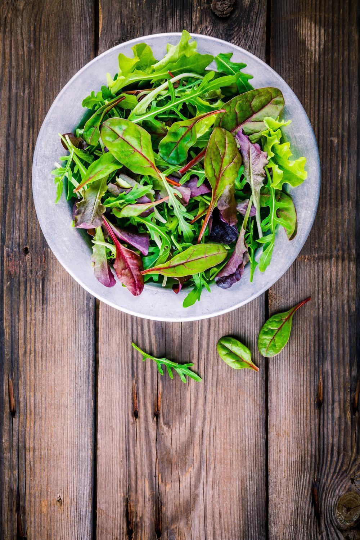 Een salade is zoveel meer dan een blaadje sla.