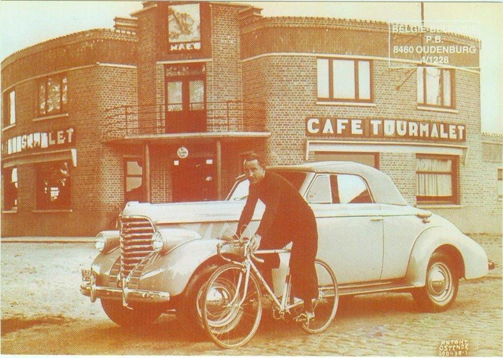 Einde voor Café Tourmalet, het bastion van tweevoudig Tourwinnaar Sylvère Maes