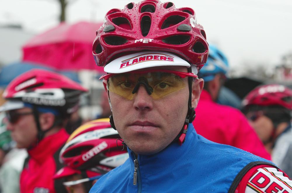 Thierry Masschelein was vijf seizoenen actief als profrenner. (Foto a-RN)