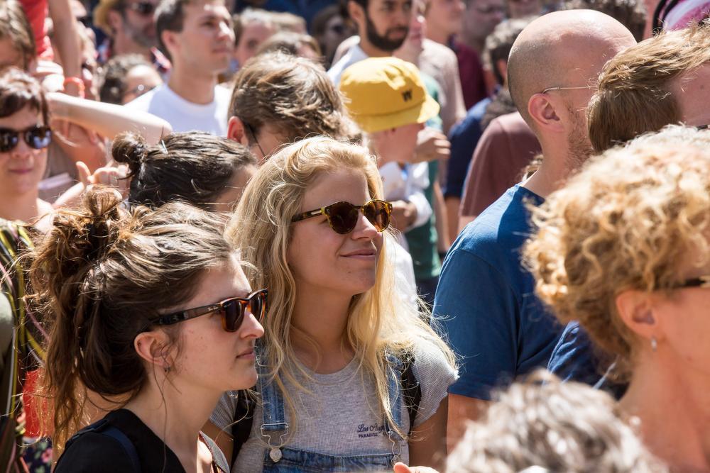 IN BEELD: Omar Souleyman zorgt voor feestje op Cactusfestival