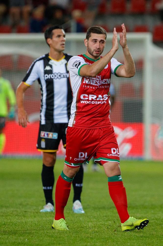 Luka Zarandia. (foto Belga)