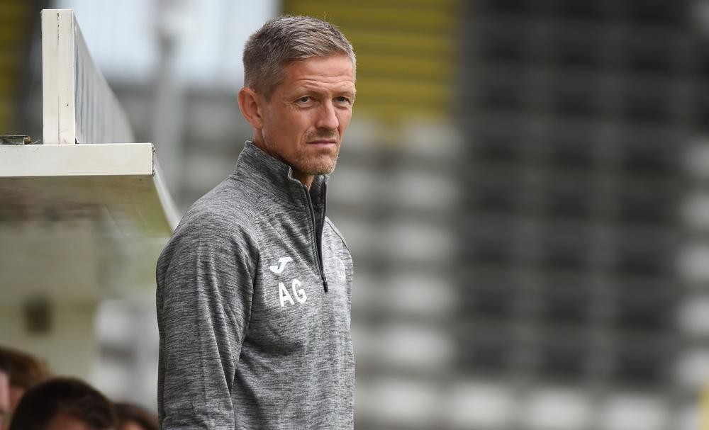 Het is geen gemakkelijke taak voor trainer Arnar Grétarsson.