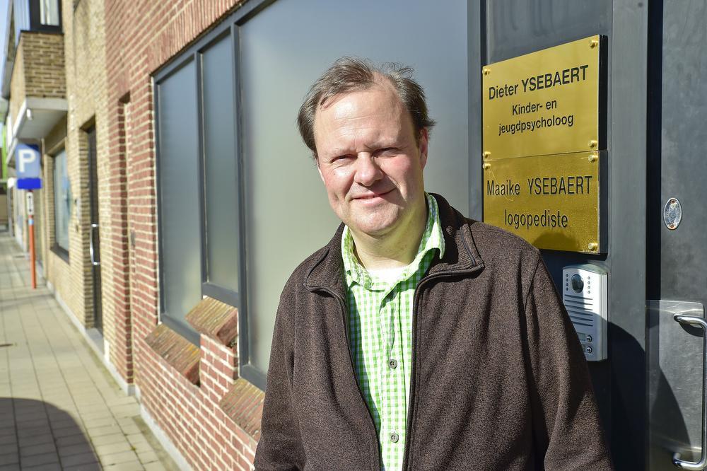 Dieter Ysebaert. (Foto SB)