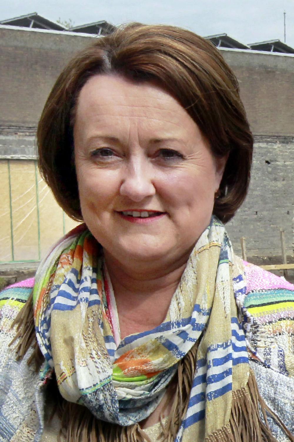 Algemeen directeur Ann Stael van de Scholengroep Sint-Rembert.