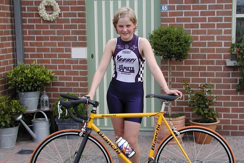 Elise Depoorter nam in 2009 deel aan het EK in Hooglede