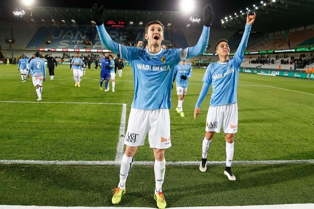 Maar het was uiteindelijk Lierse die kon vieren. Zij beginnen Play-off met een overwinning en hebben zo meteen het mentale voordeel.