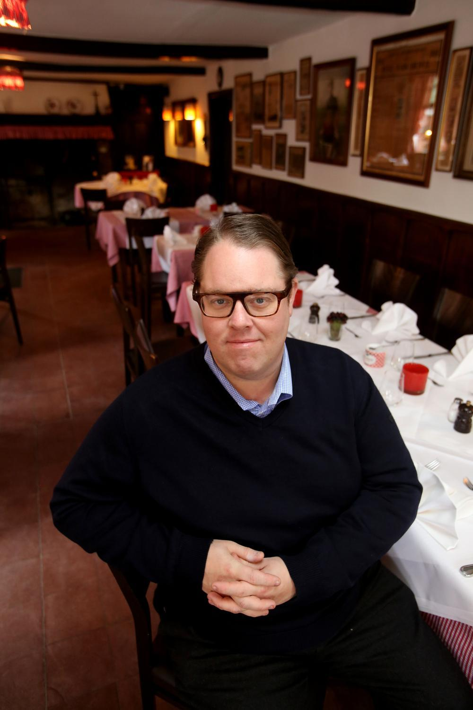 De favoriete restaurants van Wim Vansevenant