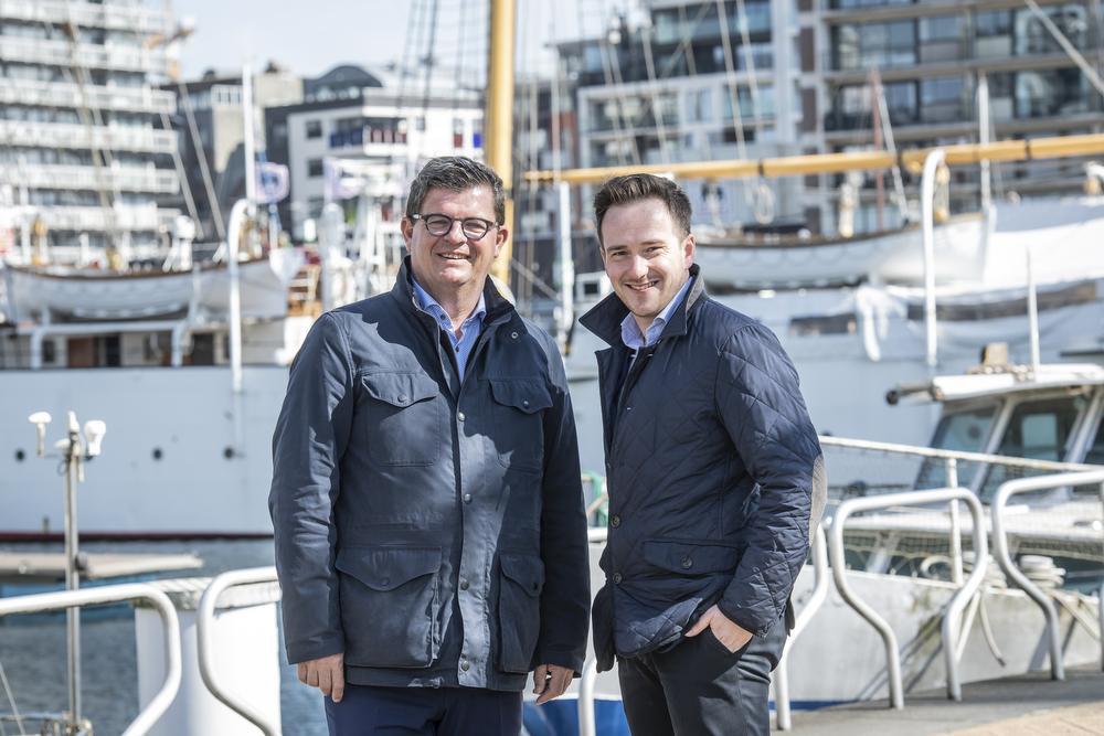 Francesco Vanderjeugd hoopt dat zijn mentor Bart Tommelein hem de komende maanden voor het volle pond steunt.