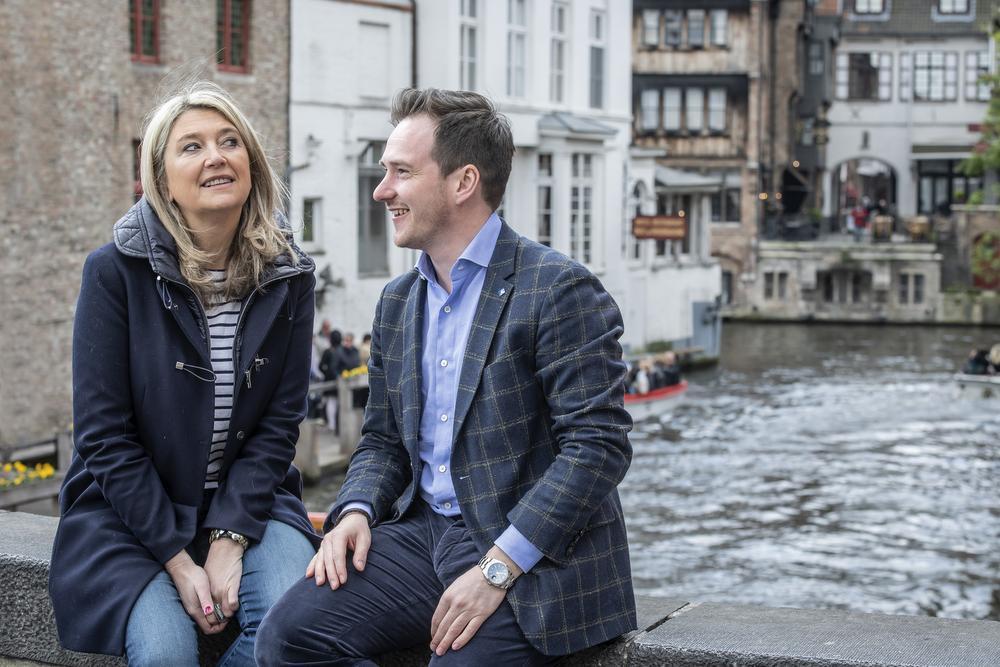 Tijdens de verkiezingen van zondag 26 mei stond Francesco Vanderjeugd zijn derde plaats op de Vlaamse lijst af aan Mercedes Van Volcem. Zij raakte verkozen, hij niet.