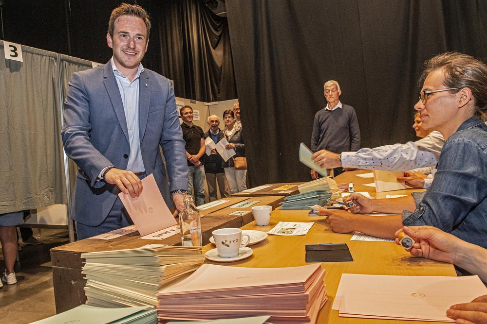 De recente stembusgang leverde de Stadense burgemeester bijna 19.000 voorkeurstemmen op.