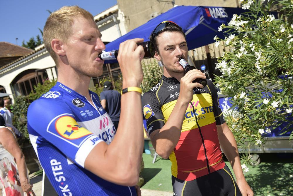 Jean Lampaert en Karel Declercq: de vaders van onze troeven op het WK wielrennen voor profs