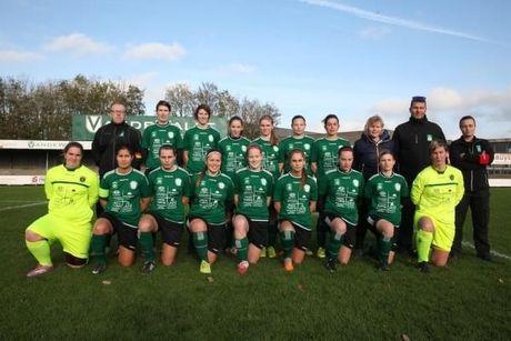 Club Brugge Vrouwen B wint derby tegen Cerkelladies