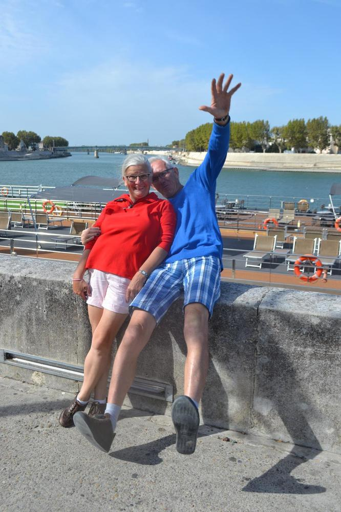 KW en Flamme Rouge E-biken vijf dagen door de Provence