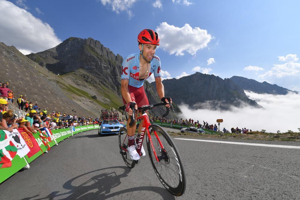 Jens Debusschere heeft bij Katusha-Alpecin nog een contract tot eind 2020, maar wat als zijn ploeg er na afloop van dit seizoen mee stopt?