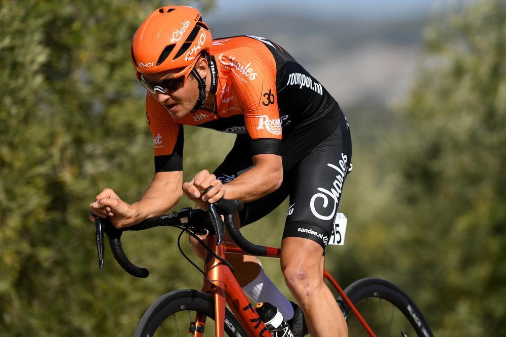 Mathias De Witte reed een degelijk seizoen, maar kwam zwaar ten val in een Italiaanse rittenkoers en wacht een maandenlange revalidatie.