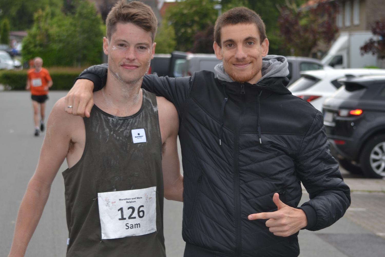 Een dag in het spoor van KW-collega Sam Bracke op het BK ultralopen in Zwevezele