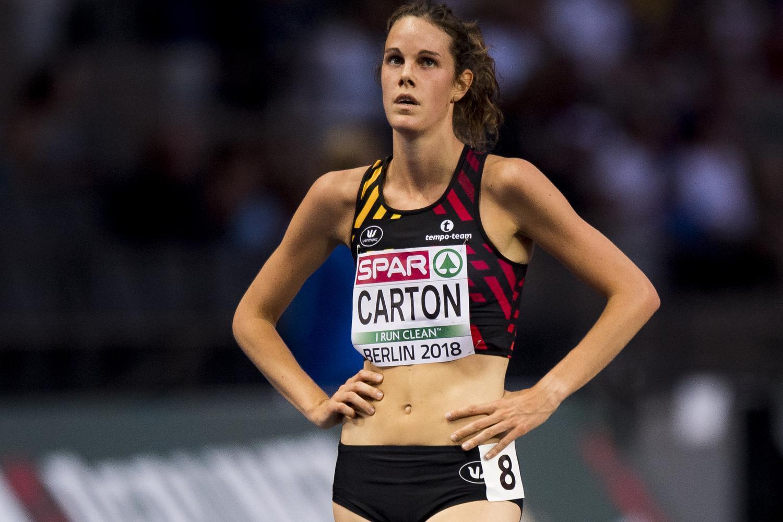 Louise Carton. (foto Belga)