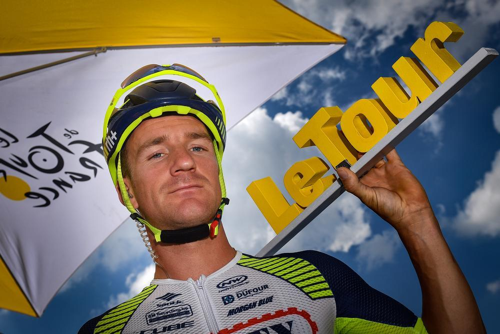 Tourdebutant Timothy Dupont eindigde negen keer in de top 15. Sinds Johan Museeuw in 1992 was daar geen enkele West-Vlaming nog in geslaagd. (Foto Belga)