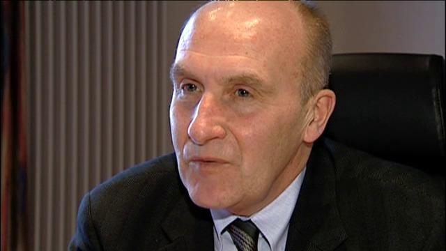 Ere-gouverneur André Denys op 65-jarige leeftijd overleden