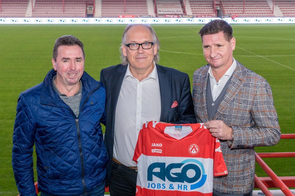 Lorenzo Staelens vergezelt De Boeck opnieuw, na eerdere avonturen bij Cercle Brugge en Excel Moeskroen.