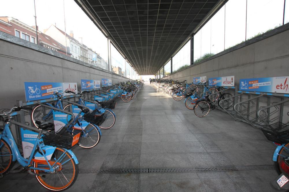 Voor iedere Kortrijkse fietser een ander kleurtje