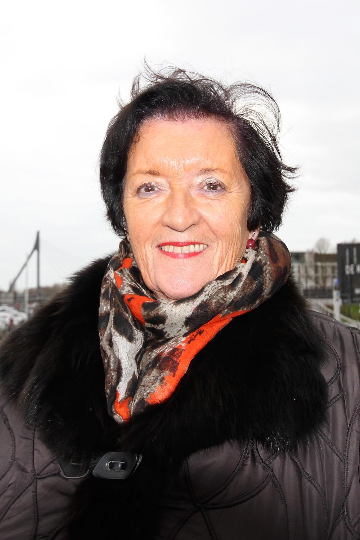 Marie-Claire Vandenbulcke neemt afscheid: