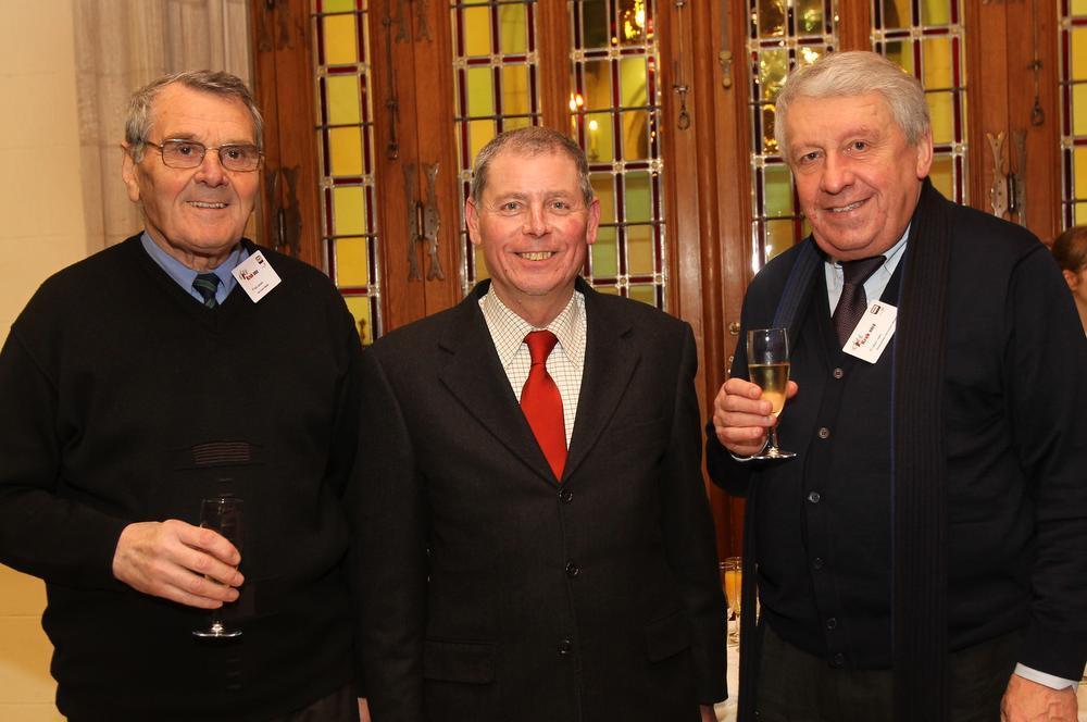 Burgemeester Gilbert Deleu was ook steevast van de partij op onze jaarlijkse huldigingsavond van 'De Krak van jouw gemeente', op het Provinciaal Hof in Brugge.